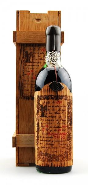 Wein 1945 Toro Albala Ximenez Marquis de Poley