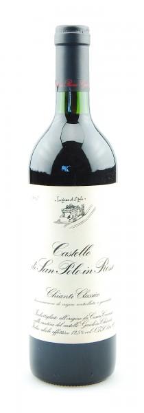 Wein 1987 Chianti Classico Castello San Polo in Rosso