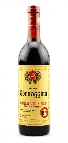 Wein 1970 Cornaggina Luigi Dessilani