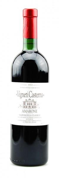 Wein 1993 Amarone Classico Vigneti Casterna Pasqua