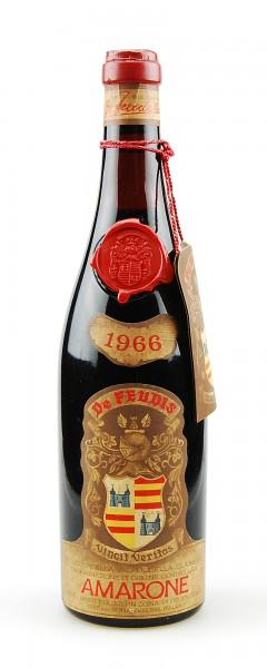 Wein 1966 Amarone Recioto della Valpolicella De Feudis