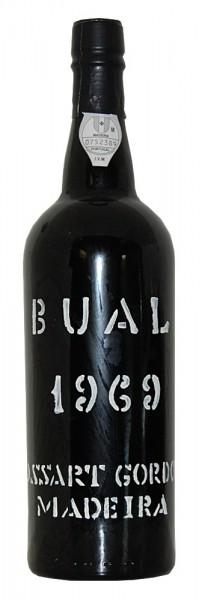 Madeira 1969 Cossart Gordon Bual