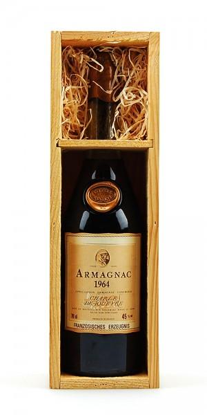 Armagnac 1964 Armagnac Charles de Squeyre Reserve