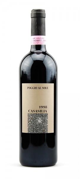 Wein 1998 Chianti Classico Casasilia Poggio al Sole