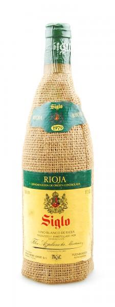 Wein 1979 Rioja Siglo Blanco