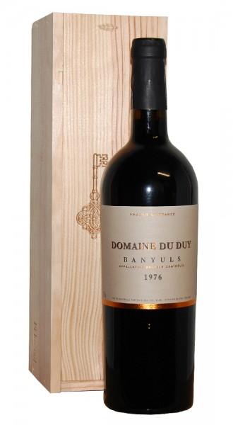 Wein 1976 Banyuls Domaine du Duy