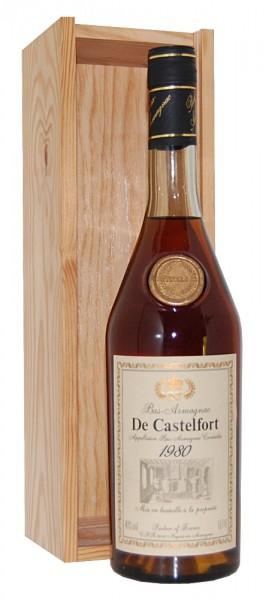 Armagnac 1980 Bas-Armagnac de Castelfort