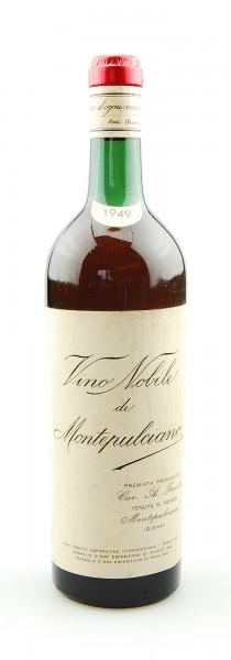 Wein 1949 Vino Nobile di Montepulciano Agnesi