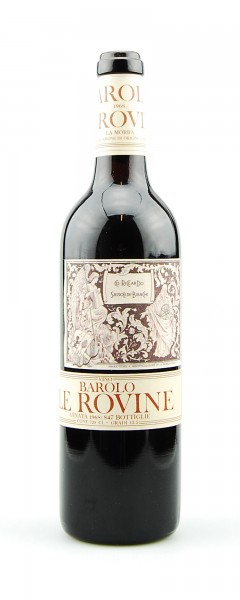 Wein 1968 Barolo Le Rovine