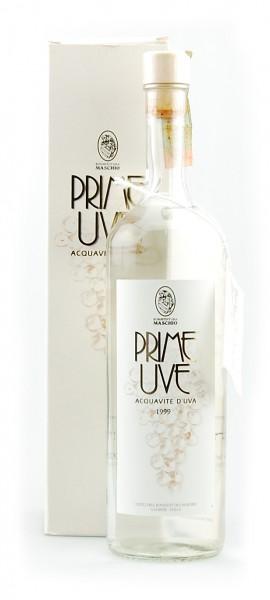 Grappa 1999 Prime Uve Maschio Acquavite d´Uva