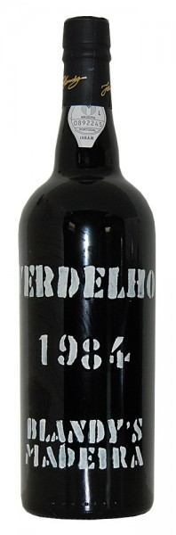 Madeira 1984 Blandy's Verdelho