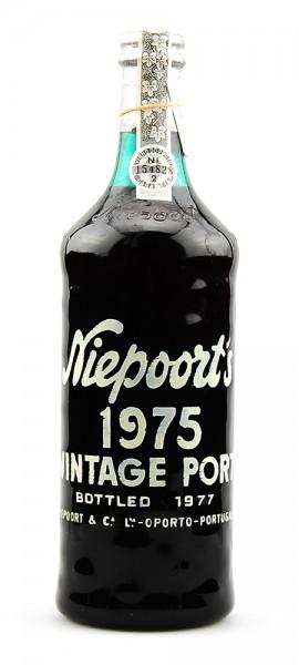 Portwein 1975 Niepoort Vintage