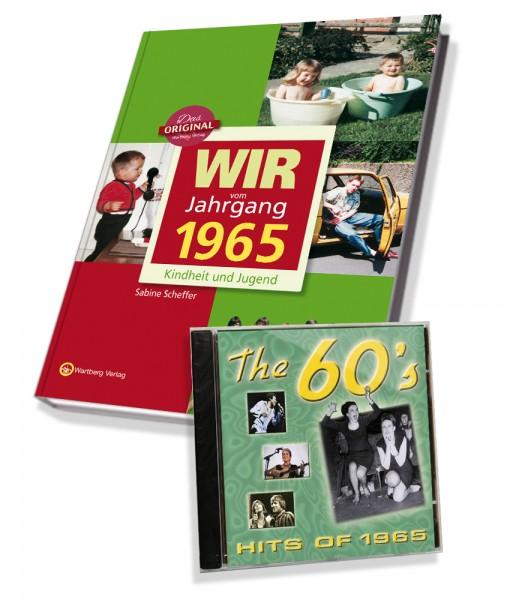 Zeitreise 1965 - Wir vom Jahrgang & Hits 1965