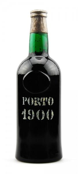 Portwein 1900 da Silva's