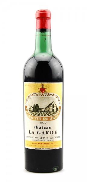 Wein 1970 Chateau La Garde