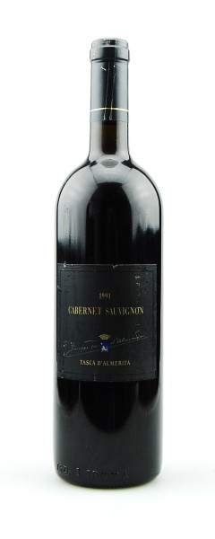 Wein 1991 Cabernet Sauvignon Tasca d´Almerita