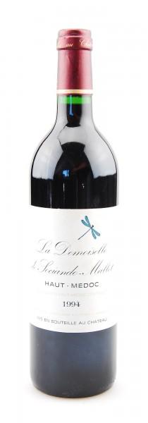 Wein 1994 Chateau La Demoiselle de Sociando-Mallet