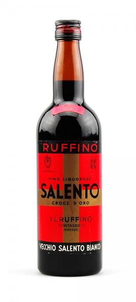 Wein 1961 Salento Ruffino Vino Liquoroso Croce d-Oro