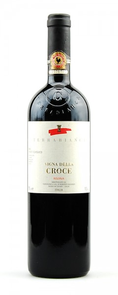 Wein 1986 Chianti Classico Terrabianca Riserva