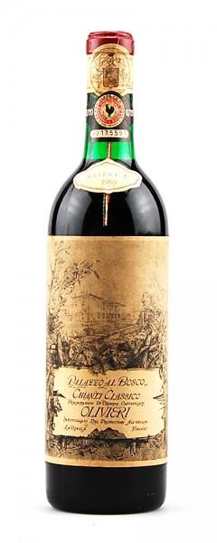 Wein 1969 Chianti Classico Riserva Palazzo al Bosco