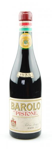 Wein 1955 Barolo Luigi Pistone