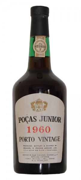 Portwein 1960 Pocas Junior Porto Vintage