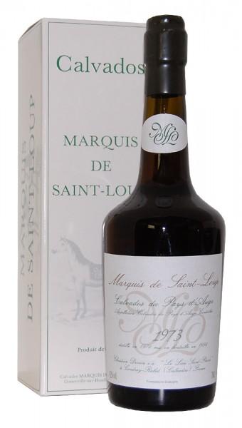 Calvados 1973 Christian Drouin Marquis de Saint-Loup