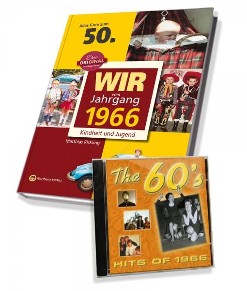 Zeitreise 1966 - Wir vom Jahrgang & Hits 1966