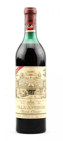 Wein 1967 Chianti Classico Villa Antinori