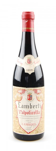 Wein 1968 Valpolicella Lamberti