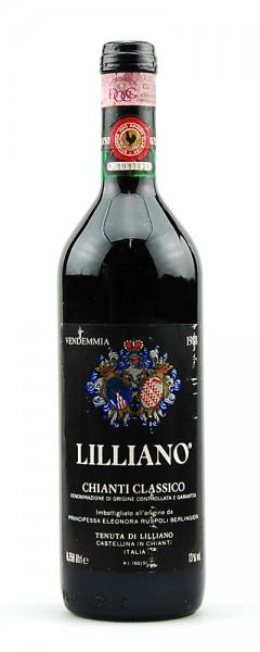 Wein 1988 Chianti Classico Tenuta Lilliano
