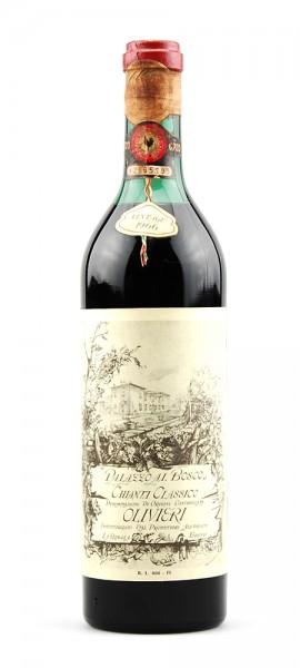 Wein 1966 Chianti Classico Palazzo al Bosco