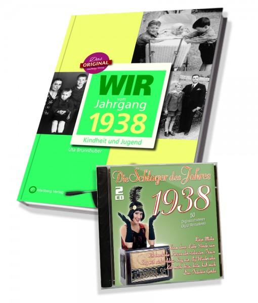Zeitreise 1938 - Wir vom Jahrgang & Schlager 1938