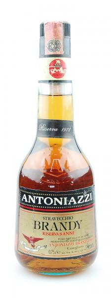 Brandy 1978 Stravecchio Riserva Antoniazzi 8 Anni