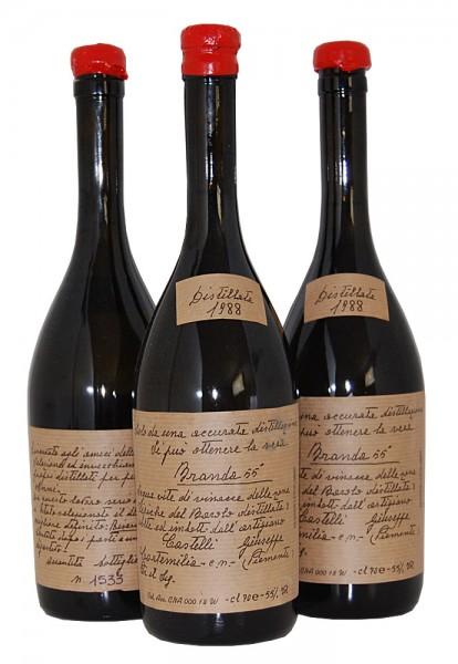 Grappa 1988 Distilleria Castelli