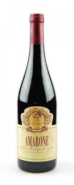 Wein 2004 Amarone della Valpolicella Villa Serafin