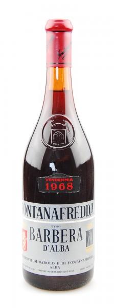 Wein 1968 Barbera d´Alba Fontanafredda