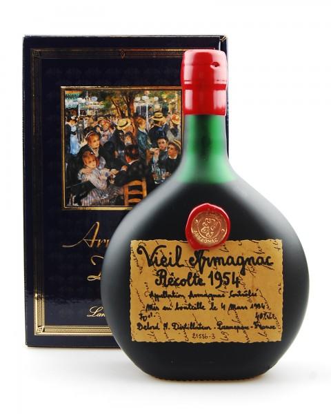 Armagnac 1954 Armagnac Vieil Delord
