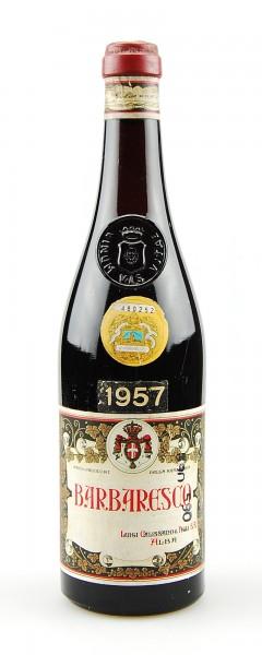 Wein 1957 Barbaresco Luigi Calissano