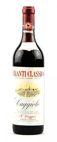 Wein 1969 Chianti Classico Caggiolo Acienda Il Gaggio