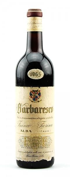 Wein 1965 Barbaresco Franco Fiorina