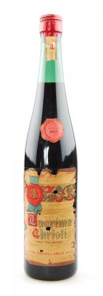 Wein 1957 Lacrima Christi Vino Liquoroso Tonoli