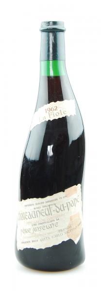 Wein 1962 Chateauneuf-du-Pape La Fiole