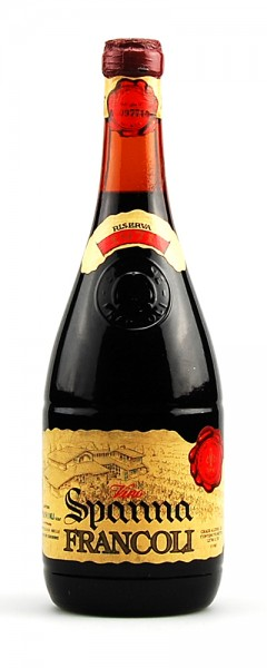 Wein 1971 Spanna Riserva Francoli