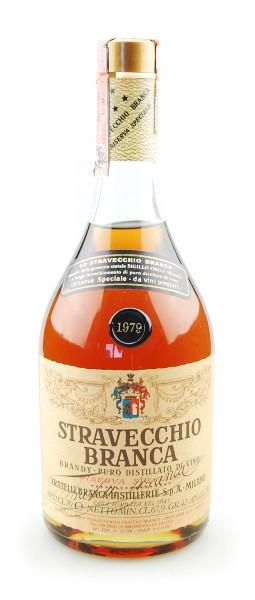 Brandy 1979 Riserva Speciale Stravecchio Branca