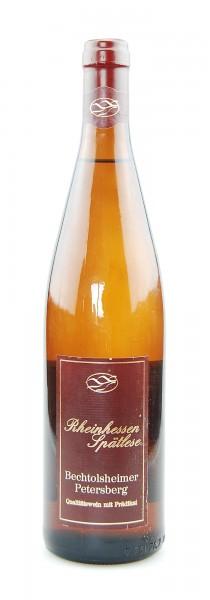 Wein 1999 Bechtolsheimer Petersberg Spätlese