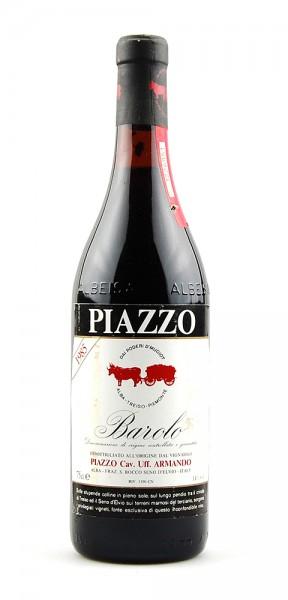 Wein 1985 Barolo Piazzo