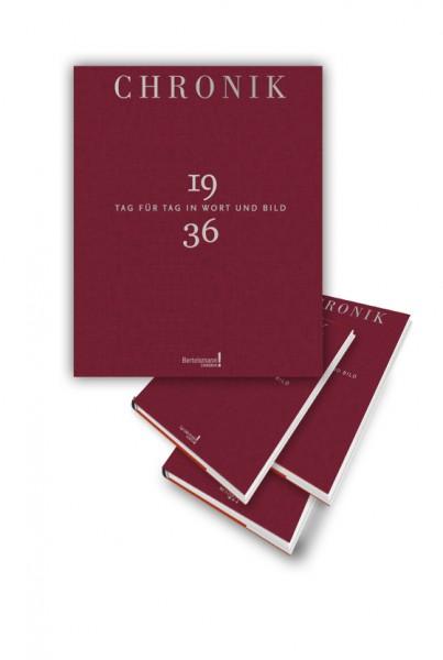 Chronik 1936 Jahrgangsband