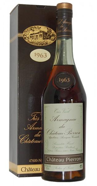 Armagnac 1963 Tres Vieil Pierron