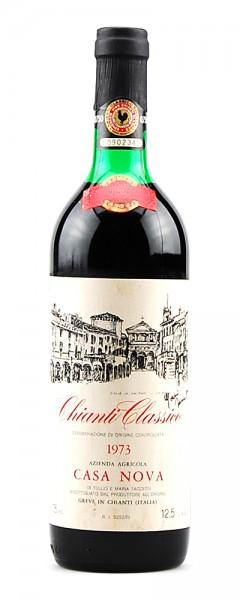 Wein 1973 Chianti Classico Riserva Casa Nova